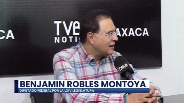 Debemos ser cuidadosos al aprobar el paquete fiscal afirma Diputado Benjamín Robles
