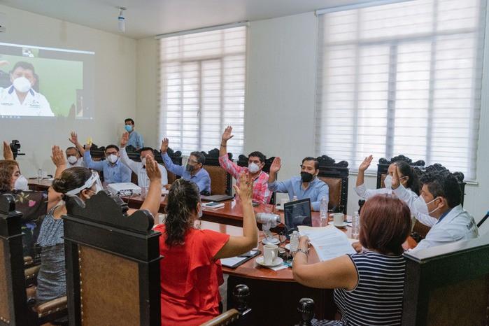 Ratifica Cabildo de Tuxtepec, medidas extraordinarias contra Covid-19