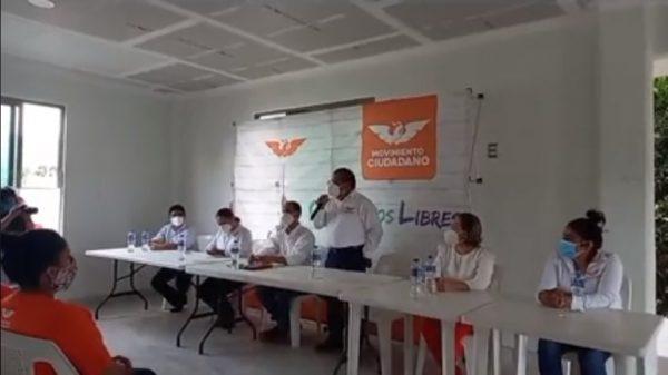 CDE de Movimiento Ciudadano, llama a la unidad al interior del partido
