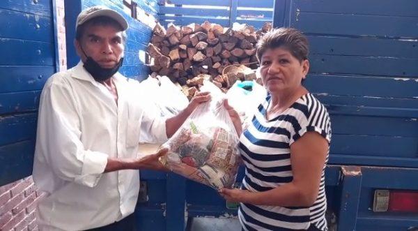 CNC de Valle organiza colecta y bazares, en apoyo a familias necesitadas