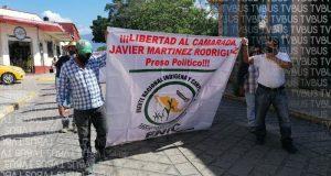 Ahora fueron los Integrantes del FNIC, los que se movilizaron en Oaxaca
