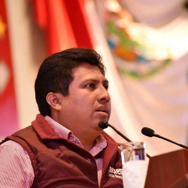 Oaxaca tiene un papel protagónico en la 4T: Fredie Delfín