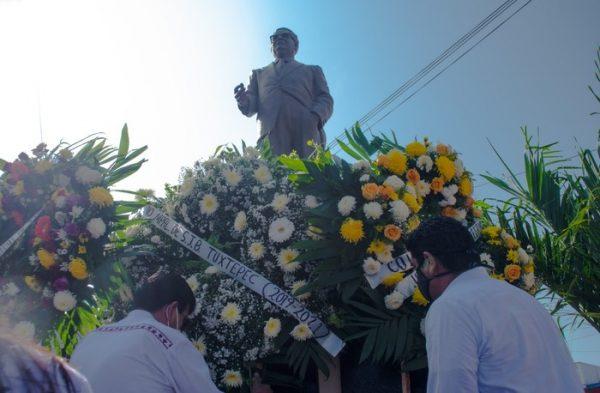 Conmemora Gobierno de Tuxtepec 76 Aniversario de la inundación de 1944