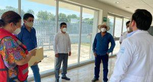 Viable poner en operación al ISSSTE de Acatlán: Irineo Molina