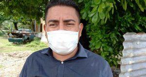 En espera Jacatepec, de que sea declarado zona de desastre para acceder al FONDEN