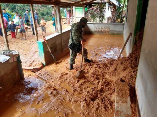 Tras lluvias en Septiembre, Jocotepec sigue esperando más apoyos
