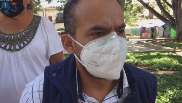 Pide edil que Jocotepec, sea declarado zona de emergencia