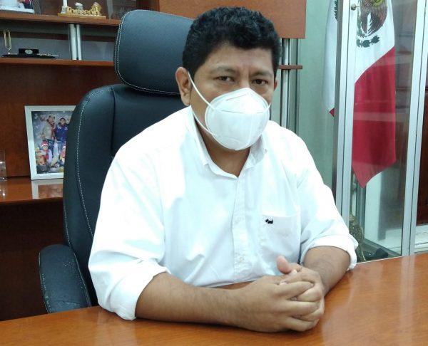 Hacemos gestión para atender las necesidades de los tuxtepecanos: Noé Ramírez