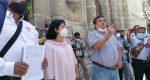 Habitantes de San Pedro Pochutla exigen pago justo a SCT por sus terrenos