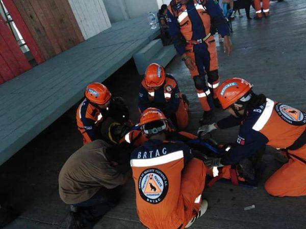 Brigada de Rescate de Tuxtepec, llama a la donación de equipo y herramientas