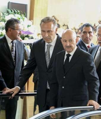 Duarte y Collado se robaron millones de Chihuahua para Salinas, hay testigos: Fiscal