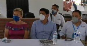 En San Pedro Mixtepec, reclaman a Salomón Jara por dividir a MORENA