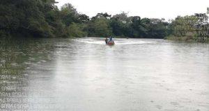 Autoridades locales y promotores ambientales buscan limpieza del rio Santo Domingo en Santa Úrsula