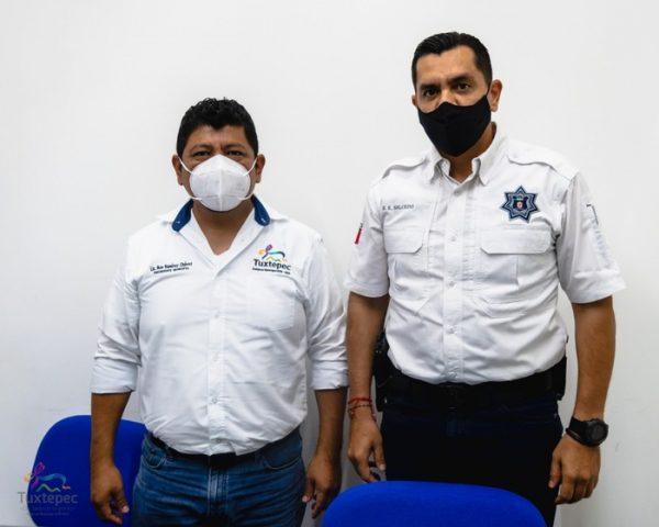 Estado y Municipio trabajan para garantizar la tranquilidad de los tuxtepecanos