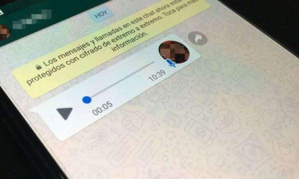 WhatsApp autodestruirá imágenes y videos en nueva función