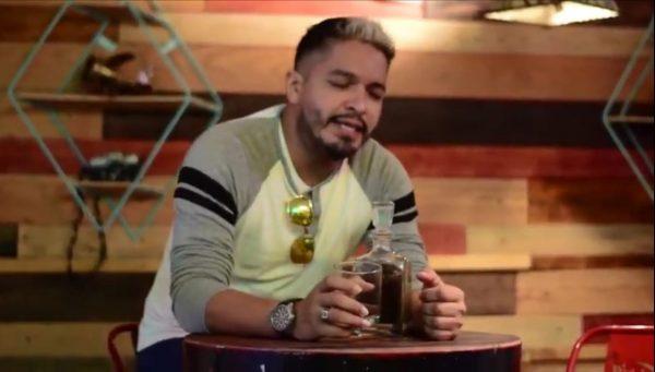 """""""Diario de un borracho"""" el nuevo videoclip musical de Rafa Córdoba"""