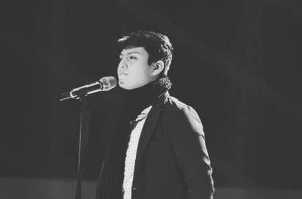 Cantante tuxtepecano Jose Vicente, viajará a Colombia para representar a México