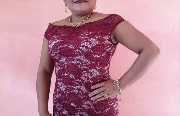Cantante tuxtepecana Charito Rodríguez, en concurso internacional representando a México