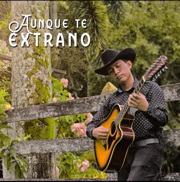 """Cantante Tuxtepecano Edson Lavalle, lanza primer sencillo de su autoría """"Aunque Te Extraño"""""""