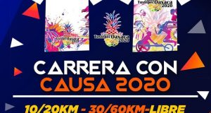 "Despertando Tuxtepec lanza convocatoria ""Carrera con Causa"" 2020"