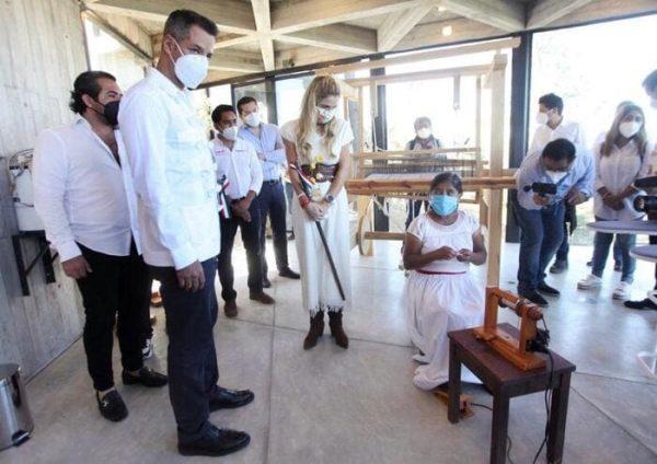 Oaxaca cuenta con el primer Santuario del Gusano de Seda en México