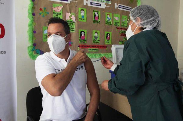 Arranca AMH campaña de vacunación contra la influenza en el estado