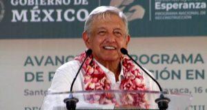 AMLO inicia gira de trabajo en el Istmo de Tehuantepec