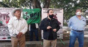 API denuncia que sigue sin solución el caso de Heriberto Pazos Ortiz