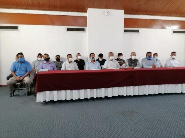 Autoridades de Chocho en la Mixteca fijan postura ante lo que llaman campaña de difamación contra el INPI