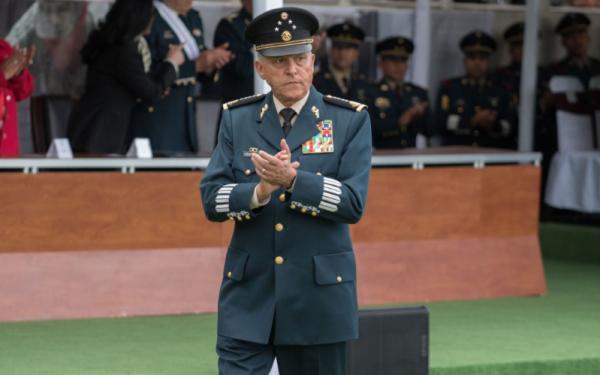 Detienen al exsecretario de Defensa, Salvador Cienfuegos