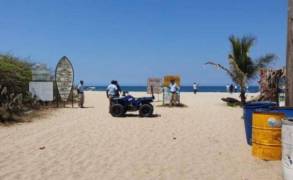 Cerrarán playas en Puerto Escondido tras rebrote por covid