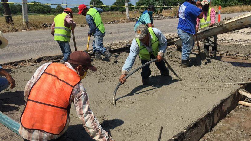 Conformarán comité para vigilar obra del boulevard Bicentenario en Tuxtepec