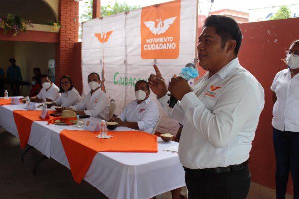 Conforma MC, comisiones operativas; rumbo al próximo proceso electoral