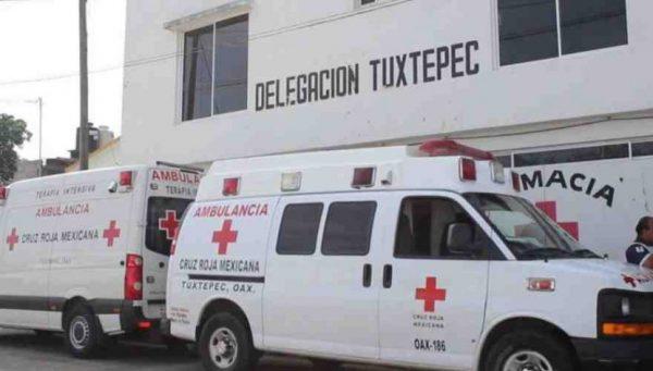Con una ambulancia Cruz Roja en Tuxtepec mantiene operatividad; el Patronato trabaja para llegar al 100% de servicios
