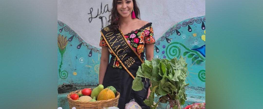 Dara Vargas, la Tuxtepecana que representará a Oaxaca en Miss Mundo Prehispánico México 2021