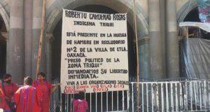 Desplazados de San Miguel Copala continúan con exigencia de liberación de presos políticos