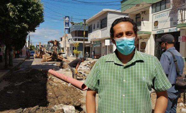 Detectan 9 colapsos en Tuxtepec, ya atendieron 3