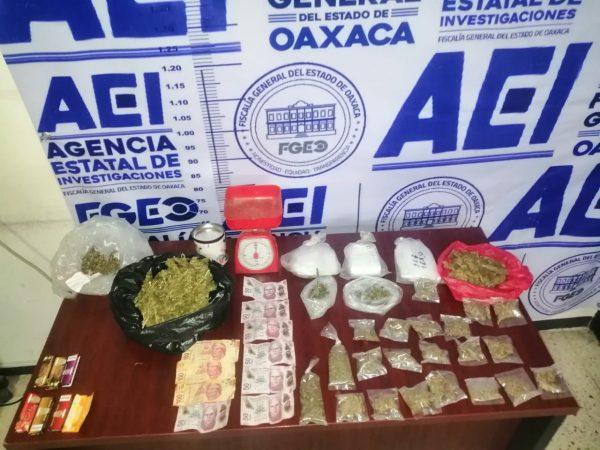 Dos detenidos tras cateo coordinado de la FGEO en el Istmo