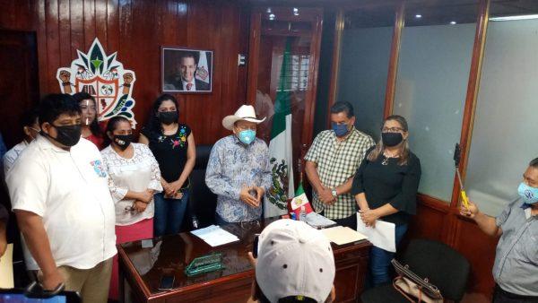 Entregan seguro a familiares de ex regidor  de Loma Bonita, que fue asesinado