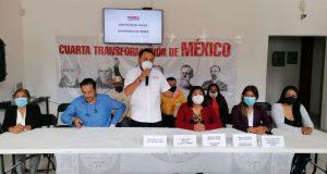Morena pide a IEEPCO aclaración pública luego de error en publicación