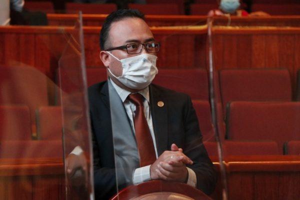 Presenta Diputado Pavel Meléndez iniciativa para reducir presupuesto a partidos políticos en Oaxaca