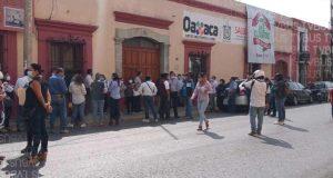 Frente Nacional de Trabajadores de la Salud denuncia falta de pago de bono Covid