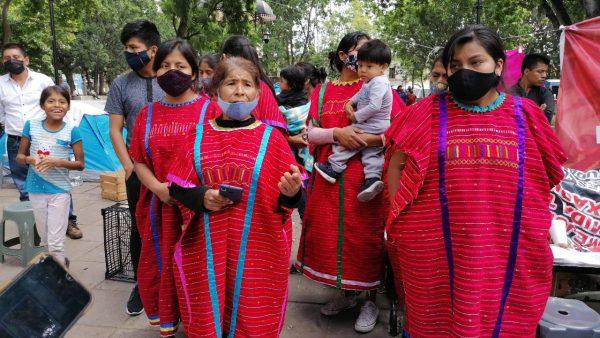Luego de incidente con inspectores de Oaxaca, Triquis se manifestarán en CDMX