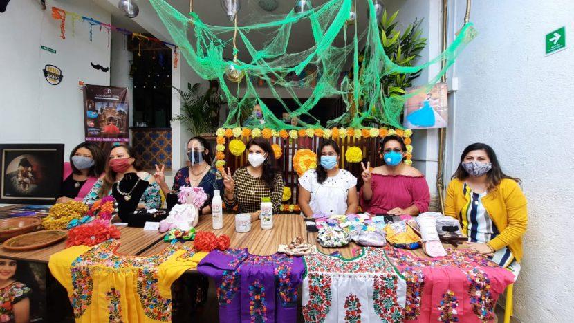 Mujeres por Oaxaca realizará evento para reactivar la economía