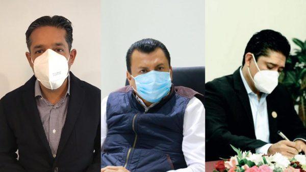 Nuevo brote de covid en gabinete de Murat