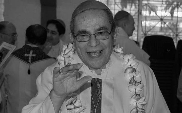 """Muere Arturo Lona Reyes, el """"El Obispo de los pobres"""" en Oaxaca"""