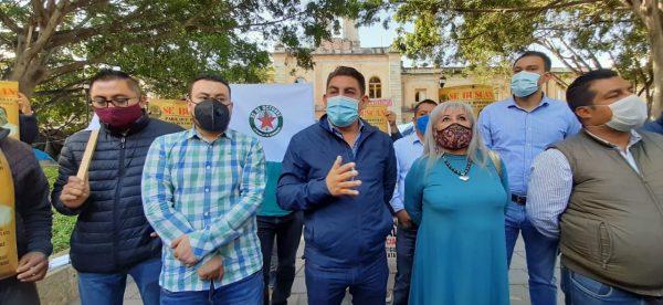Organización 23 de octubre anuncia movilizaciones a diez años de asesinato de Heriberto Pazos Ortiz