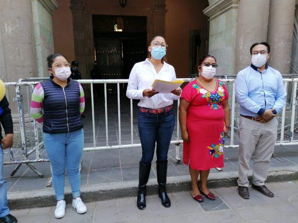 Pide edil de Nochixtlán a organizaciones que retiren bloqueos