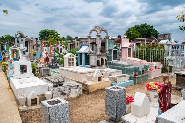 Por covid, defunciones aumentaron un 80% en Tuxtepec en el 2020