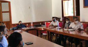 Termina conflicto en Tezoatlán de Segura y Luna; liberan a presidenta municipal